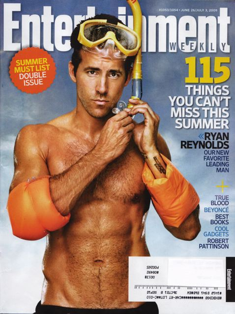 Ryan Reynolds you hot fucker!