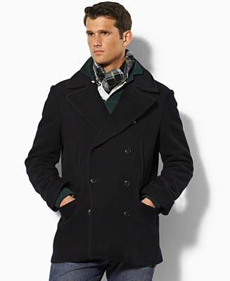 I want an alternative to the black wool pea coat - jimbo.info