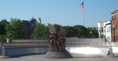 African-American Civil War Monument