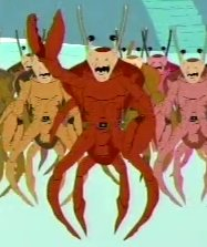 The Crab People will make you over
