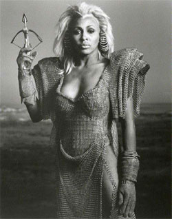 Miss Tina Turner as Auntie Entity