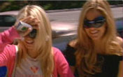 Jessica and Casey get laser eye surgery