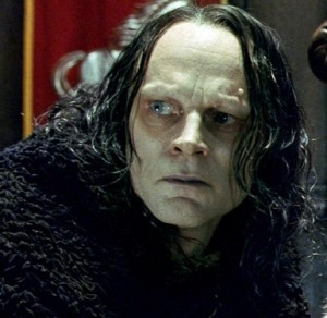 Gríma Wormtongue - the original fake news blogger?